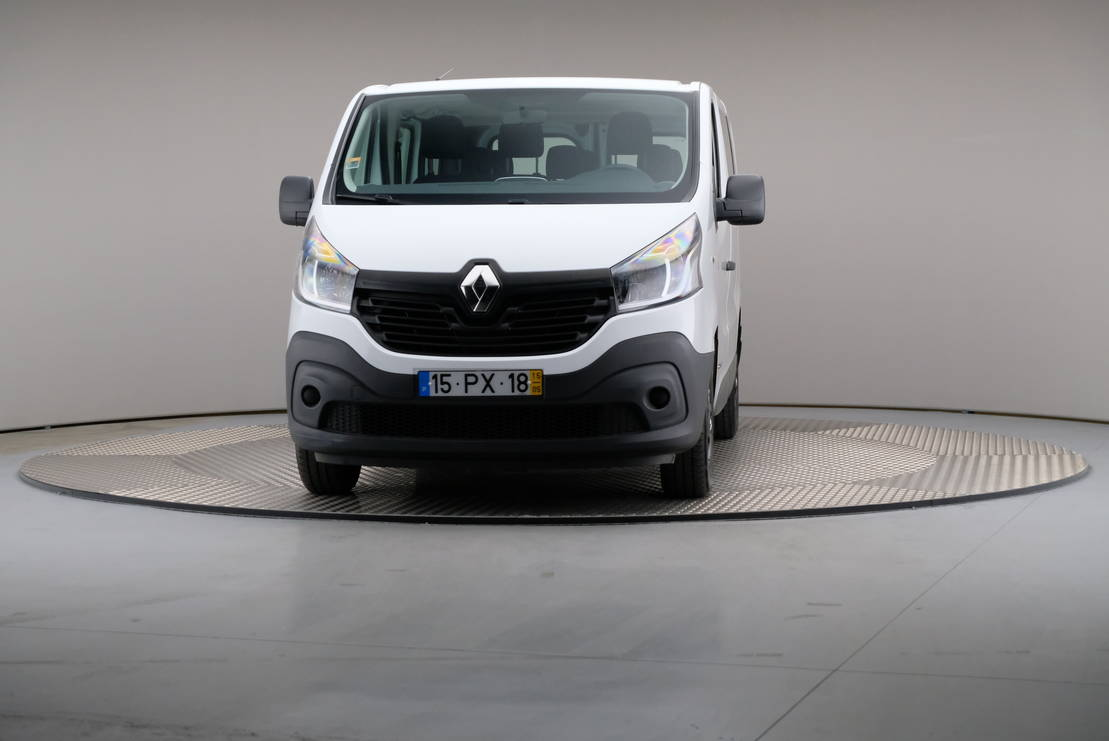 Renault Trafic Trafic (ENERGY) dCi 95 Start & Stop Combi, Authentique, 360-image33