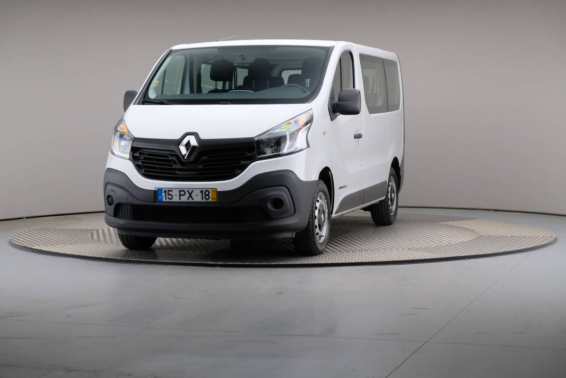 Renault Trafic Trafic (ENERGY) dCi 95 Start & Stop Combi, Authentique, 360-image34
