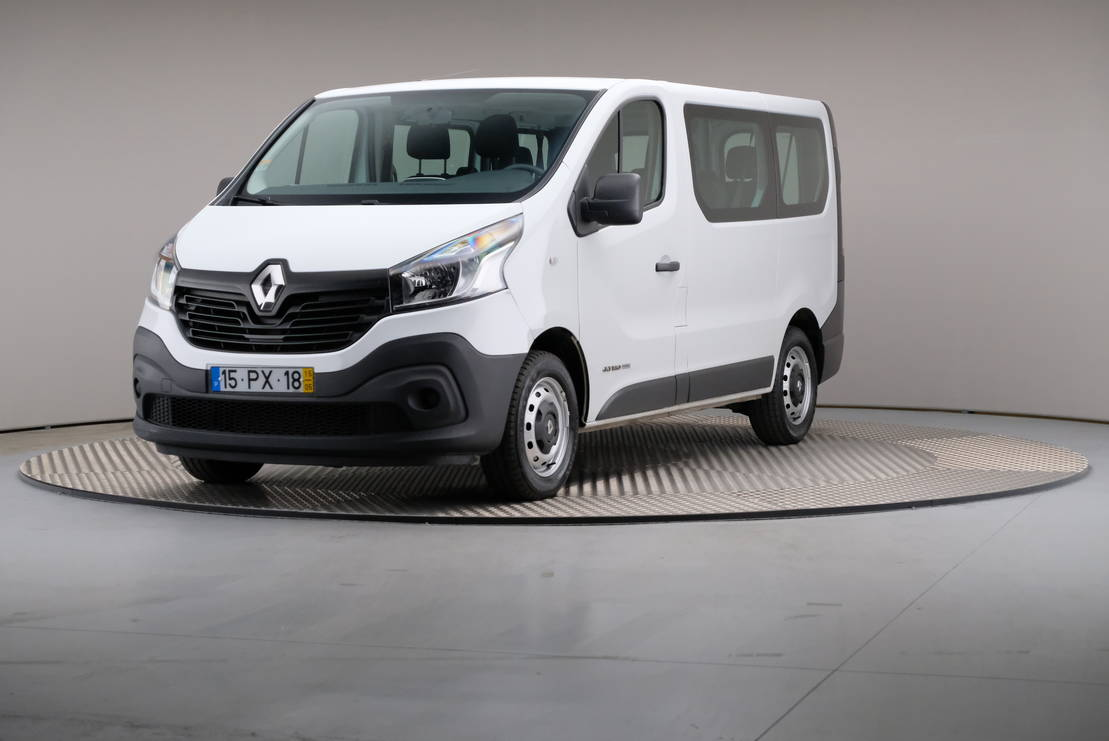 Renault Trafic Trafic (ENERGY) dCi 95 Start & Stop Combi, Authentique, 360-image35