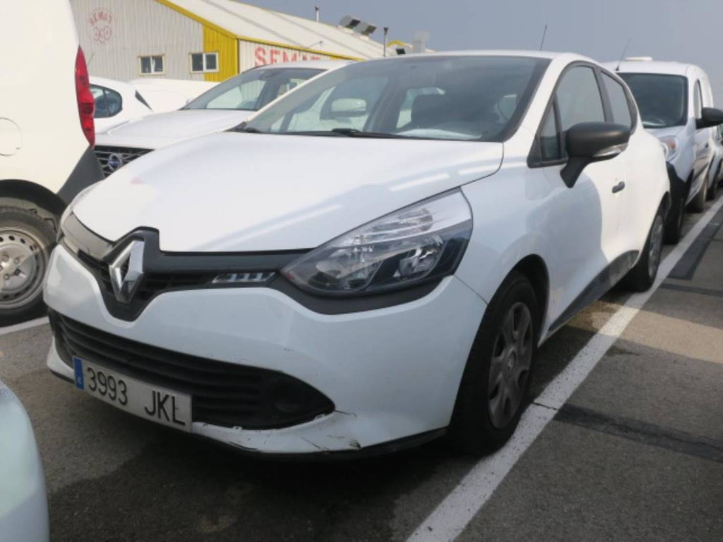 Renault Clio 1.5 Dci Business Energy Ecoleader Euro 6 detail1