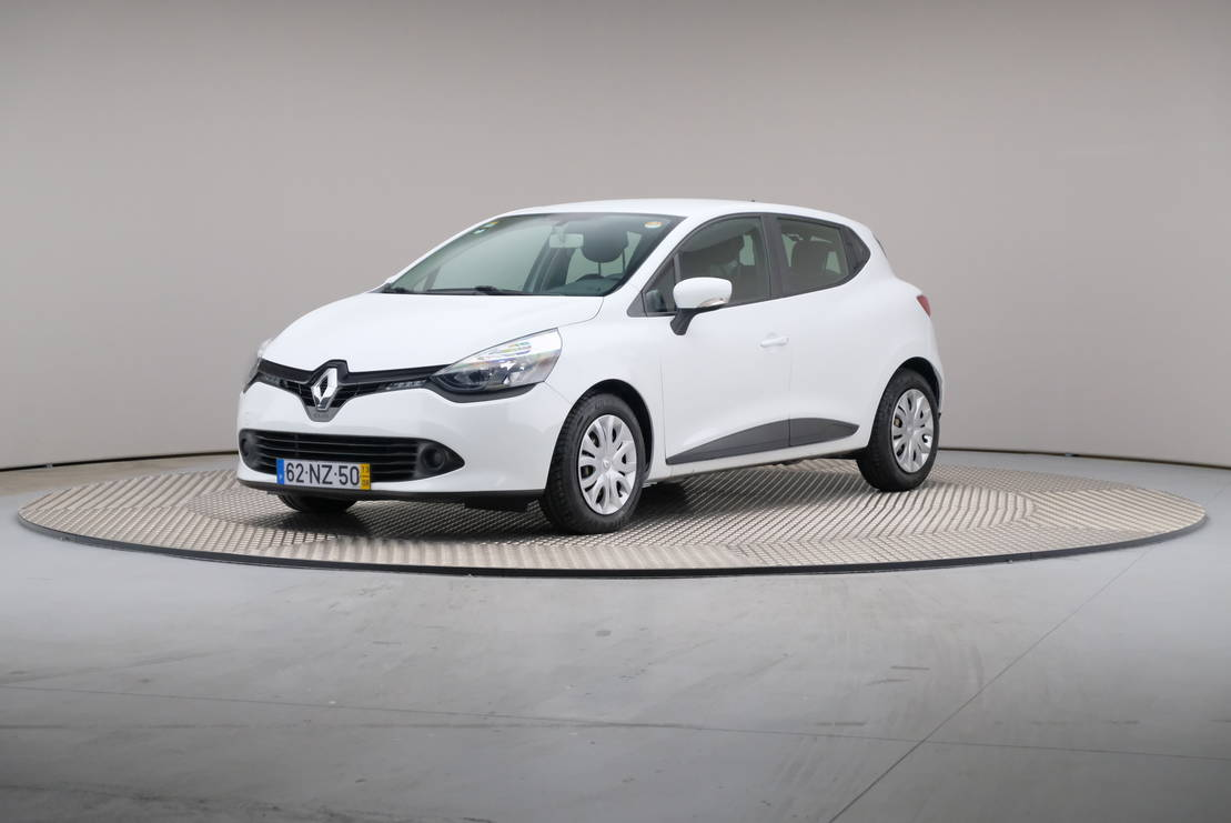 Renault Clio Energy dCi 90 Start & Stop 83g, Eco-Drive, 360-image0