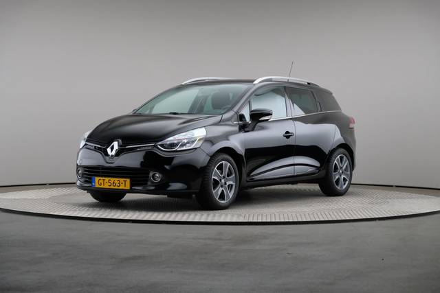 Renault Clio 1.5 dCi ECO Night&Day, Airconditioning, Cruise Control, Navigatie-360 image-0