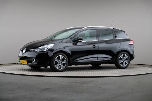 Renault Clio 1.5 dCi ECO Night&Day, Airconditioning, Cruise Control, Navigatie-360 image-2
