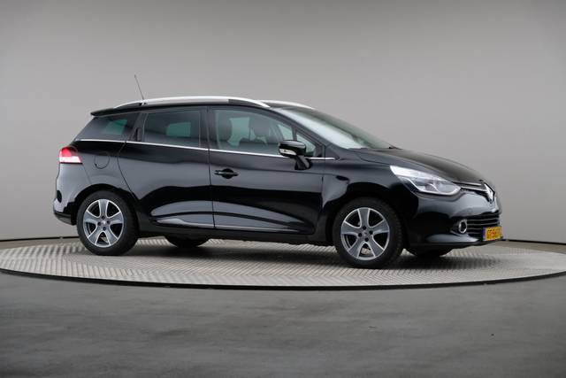 Renault Clio 1.5 dCi ECO Night&Day, Airconditioning, Cruise Control, Navigatie-360 image-26