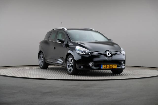 Renault Clio 1.5 dCi ECO Night&Day, Airconditioning, Cruise Control, Navigatie-360 image-30