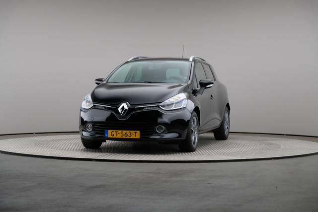 Renault Clio 1.5 dCi ECO Night&Day, Airconditioning, Cruise Control, Navigatie-360 image-34
