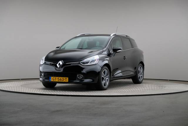 Renault Clio 1.5 dCi ECO Night&Day, Airconditioning, Cruise Control, Navigatie-360 image-35