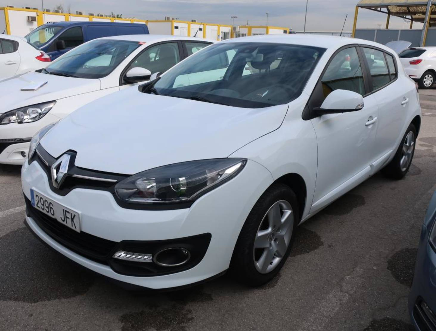 Renault Mégane 1.5 Dci Business Eco2 detail1