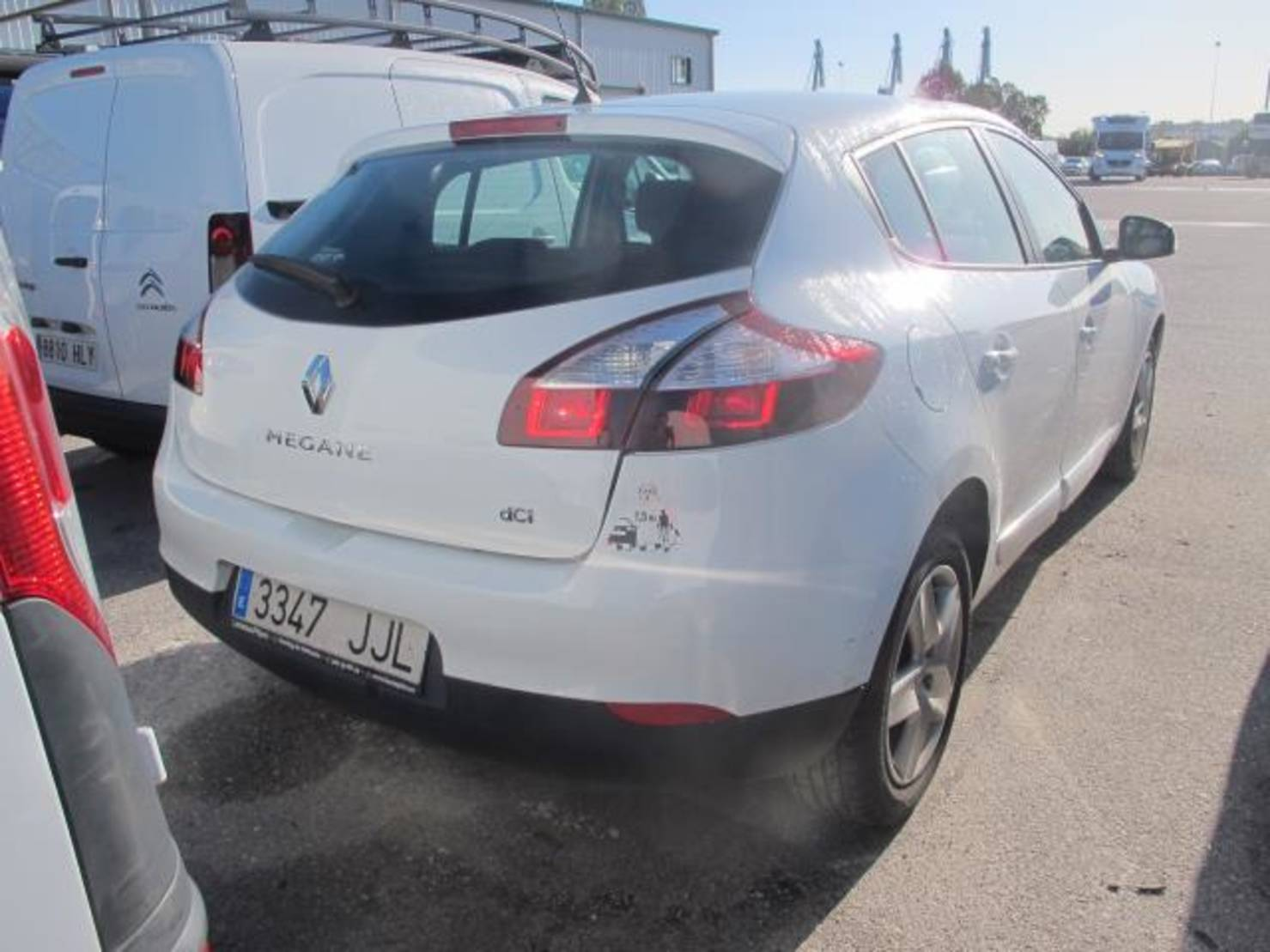 Renault Mégane 1.5 Dci Business Eco2 detail2