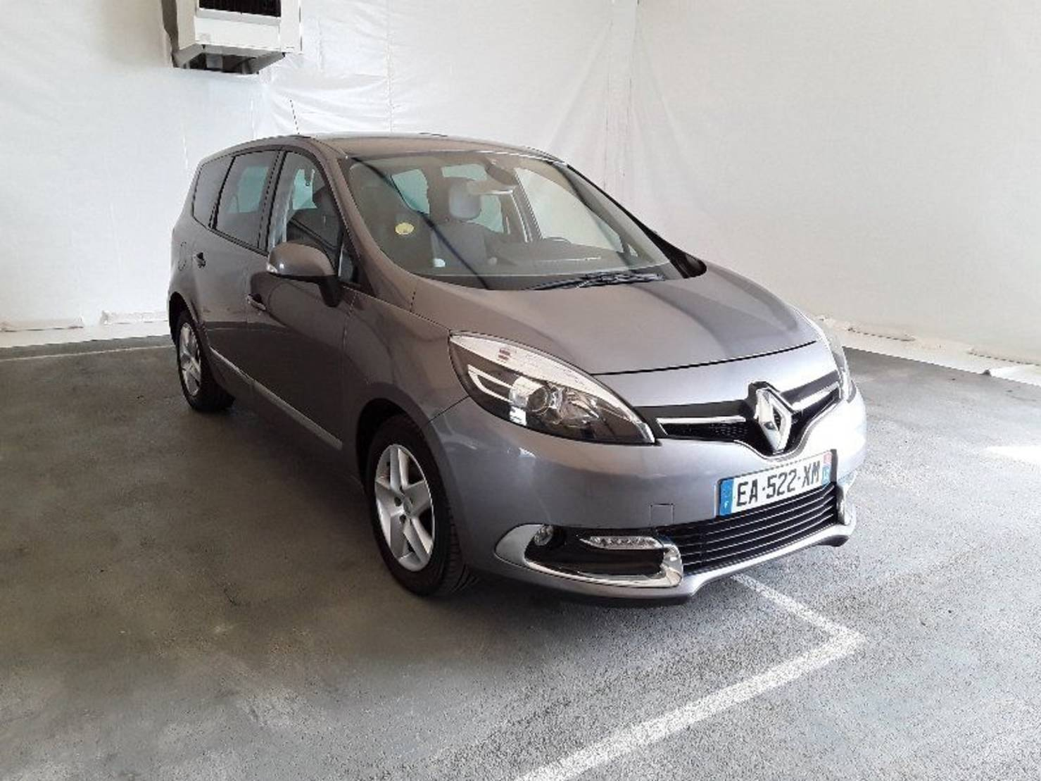 Renault Grand Scénic dCi 130 Energy, Business 7 pl detail1