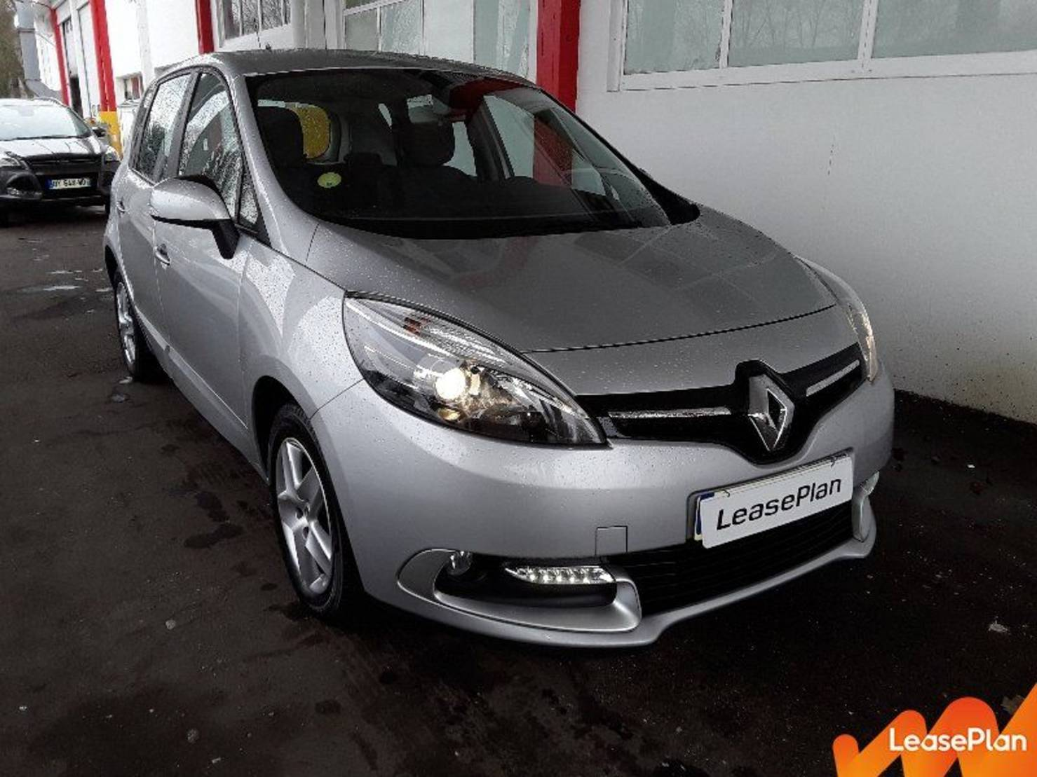 Renault Scénic Scenic dCi 110 Energy FAP eco2, Business detail1