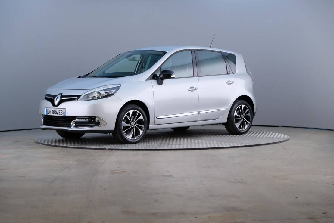 Renault Scénic Scenic dCi 110 Energy FAP eco2, Bose Edition, 360-image0