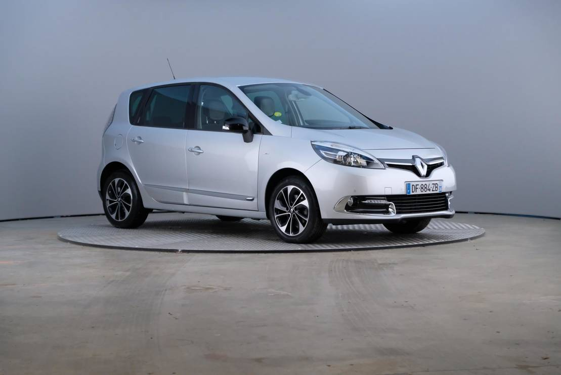 Renault Scénic Scenic dCi 110 Energy FAP eco2, Bose Edition, 360-image27