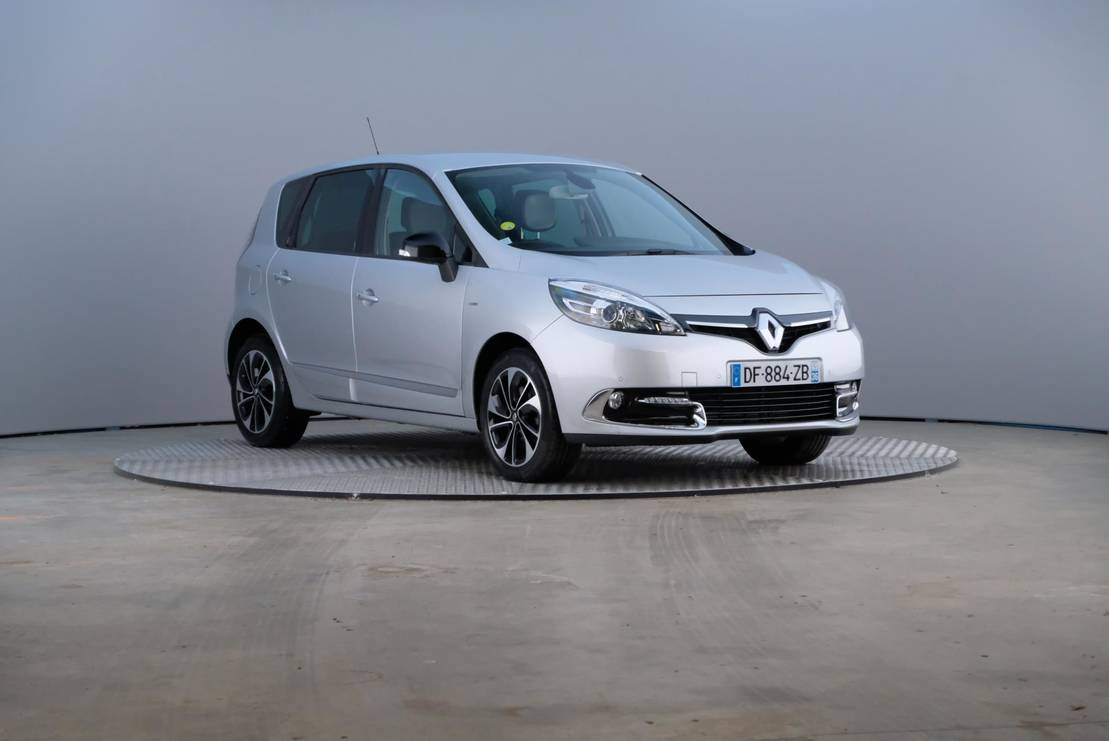 Renault Scénic Scenic dCi 110 Energy FAP eco2, Bose Edition, 360-image28