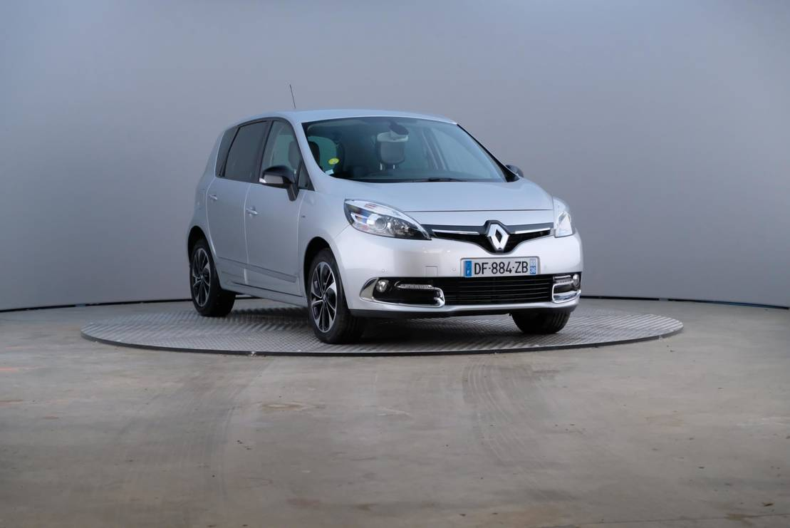 Renault Scénic Scenic dCi 110 Energy FAP eco2, Bose Edition, 360-image29