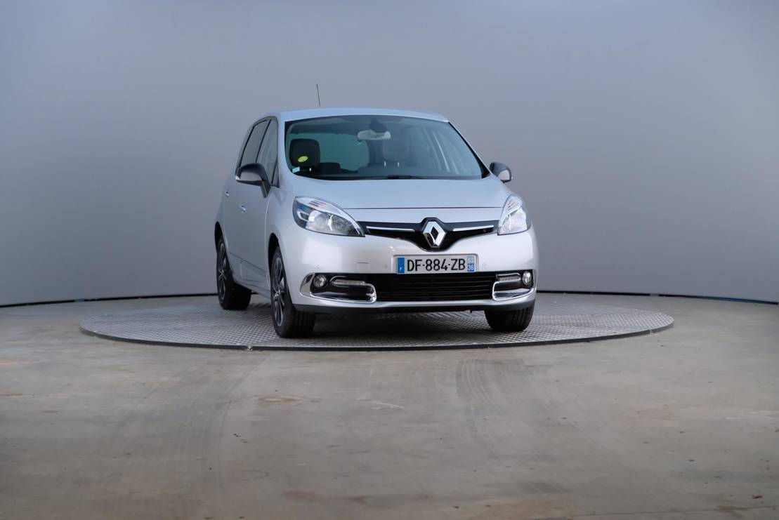 Renault Scénic Scenic dCi 110 Energy FAP eco2, Bose Edition, 360-image30
