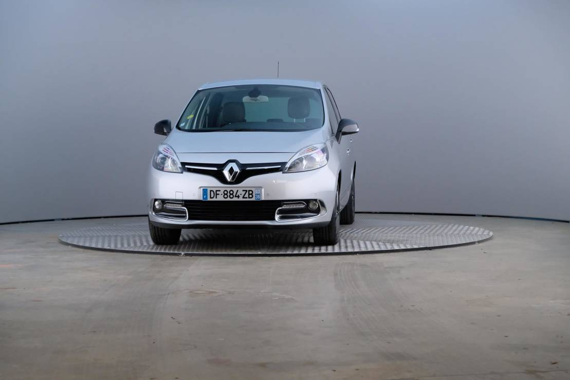 Renault Scénic Scenic dCi 110 Energy FAP eco2, Bose Edition, 360-image32