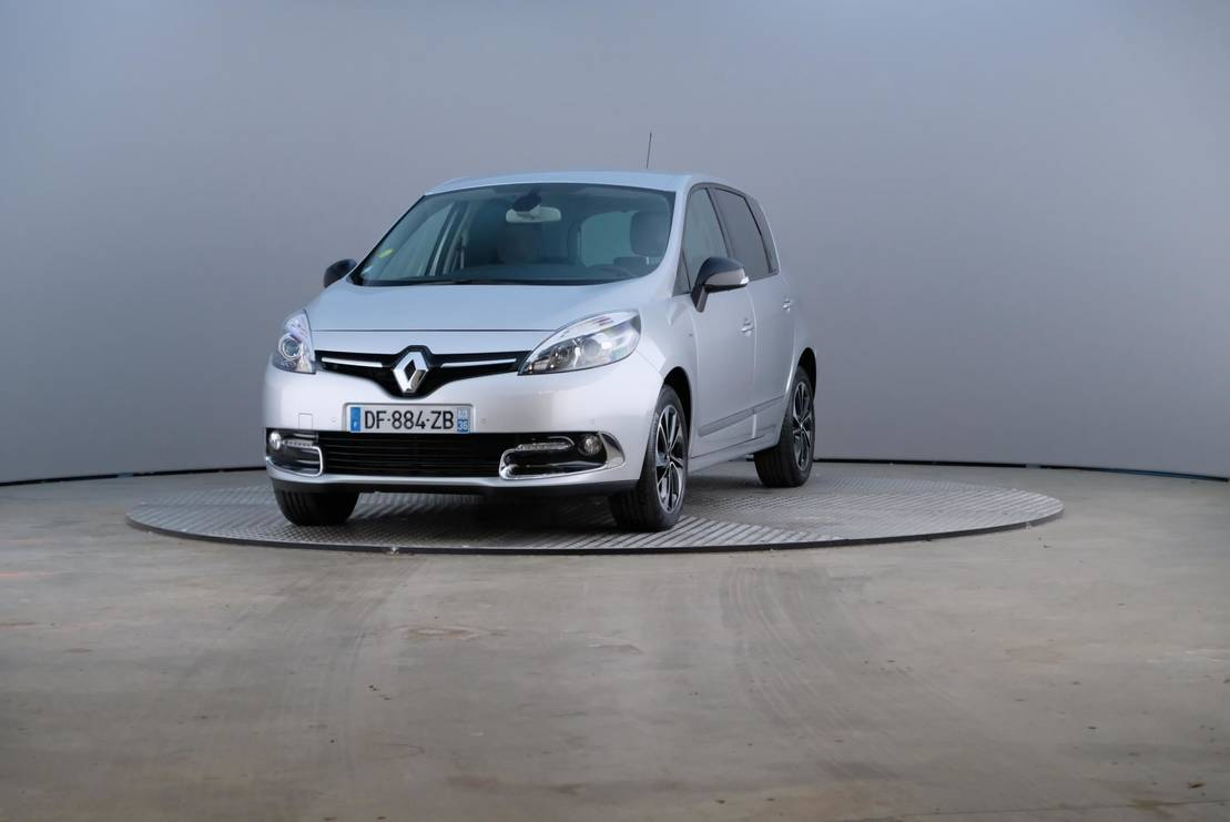 Renault Scénic Scenic dCi 110 Energy FAP eco2, Bose Edition, 360-image33