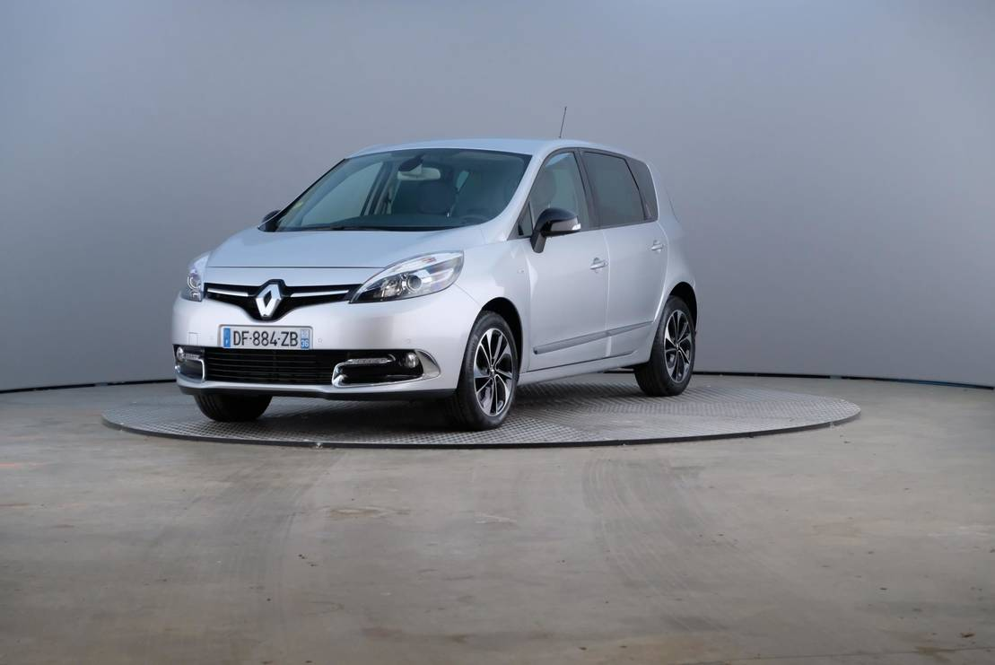 Renault Scénic Scenic dCi 110 Energy FAP eco2, Bose Edition, 360-image34