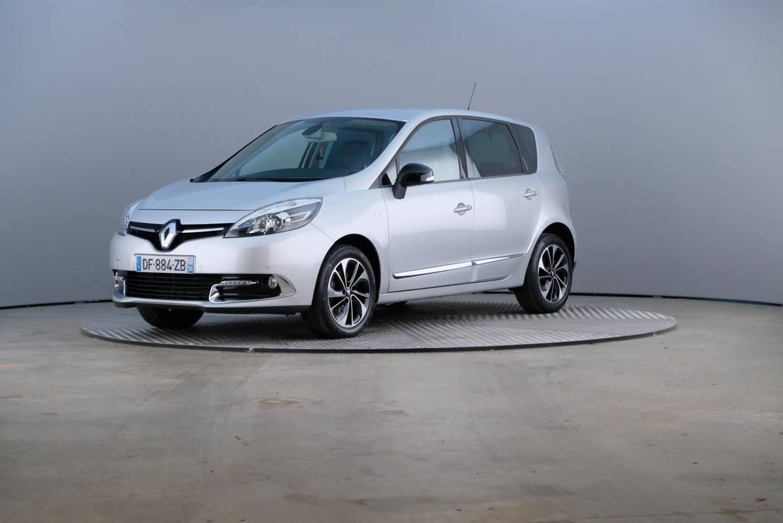 Renault Scénic Scenic dCi 110 Energy FAP eco2, Bose Edition, 360-image35