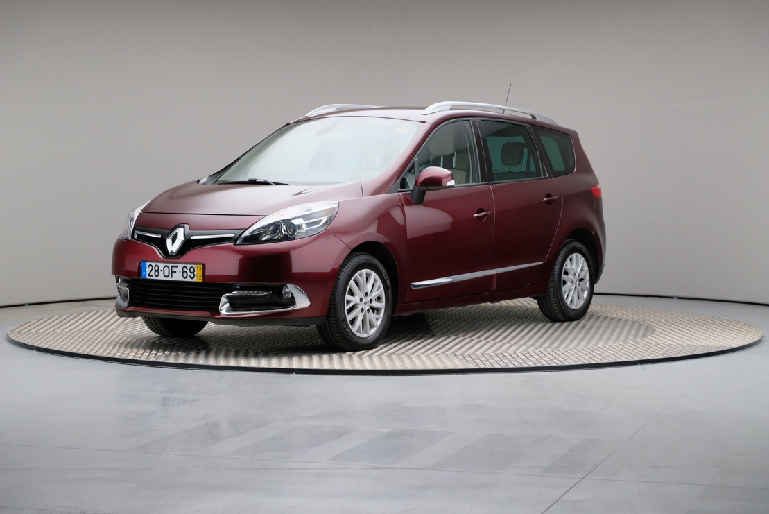 Renault Grand Scénic II 1.5 dCi Luxe SS, 360-image0