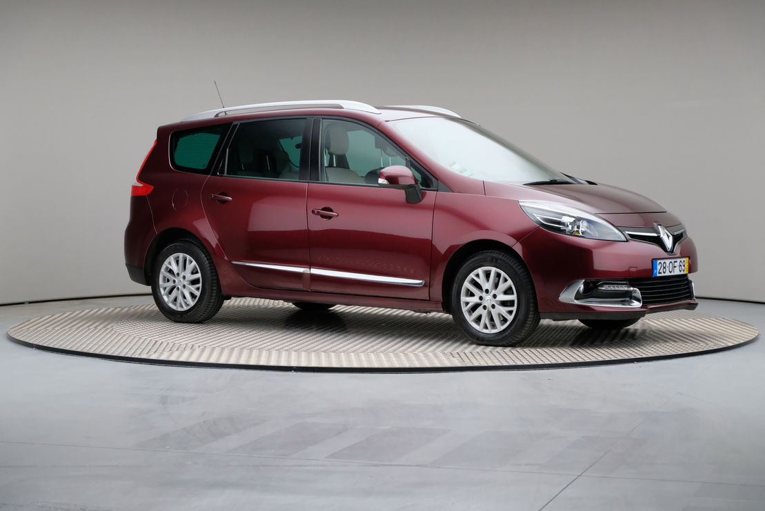 Renault Grand Scénic II 1.5 dCi Luxe SS, 360-image27