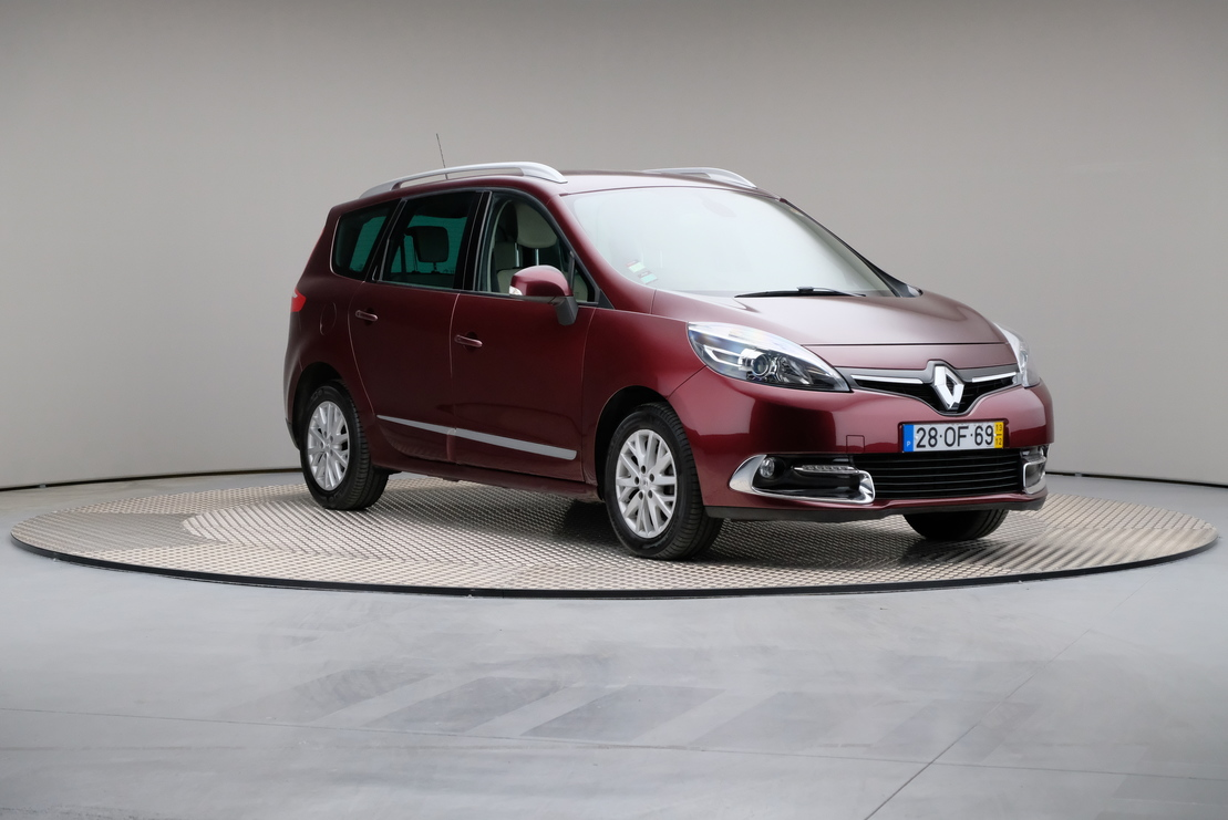 Renault Grand Scénic II 1.5 dCi Luxe SS, 360-image29