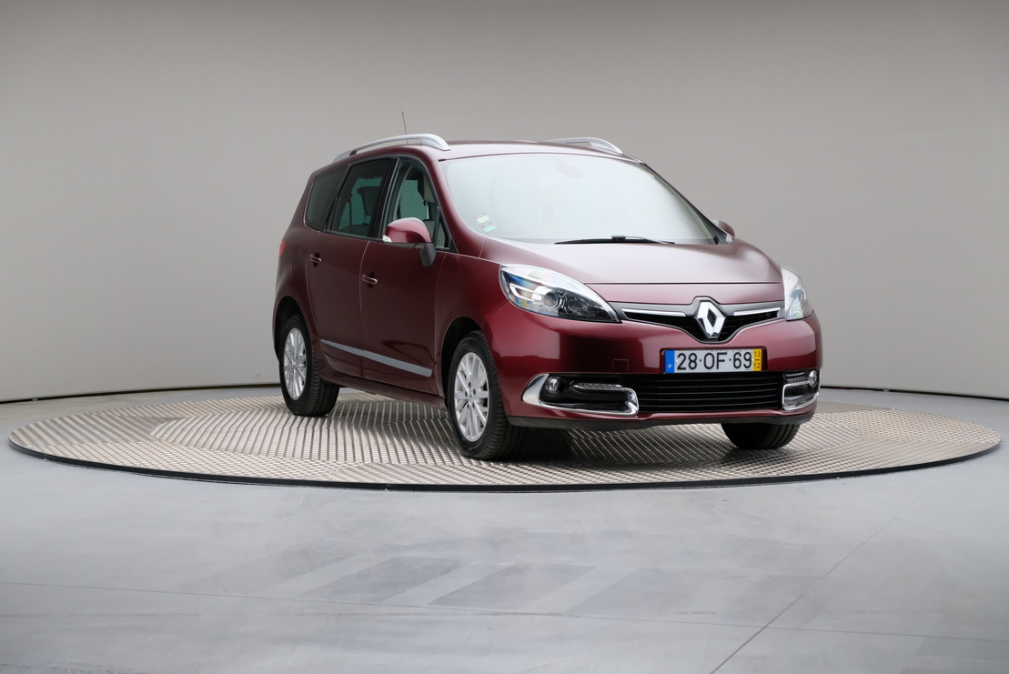 Renault Grand Scénic II 1.5 dCi Luxe SS, 360-image30