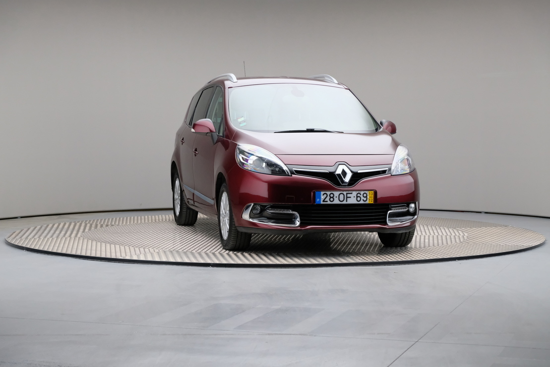 Renault Grand Scénic II 1.5 dCi Luxe SS, 360-image31