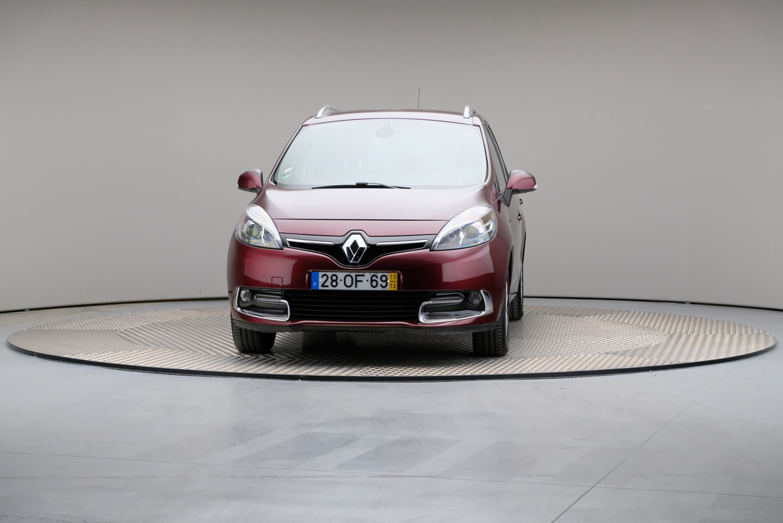 Renault Grand Scénic II 1.5 dCi Luxe SS, 360-image33