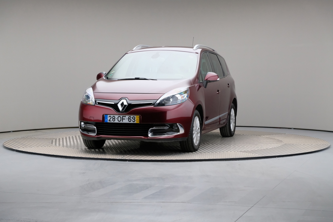 Renault Grand Scénic II 1.5 dCi Luxe SS, 360-image34