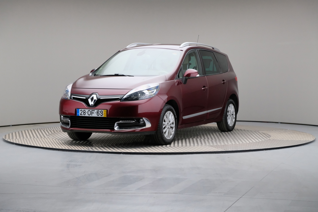 Renault Grand Scénic II 1.5 dCi Luxe SS, 360-image35