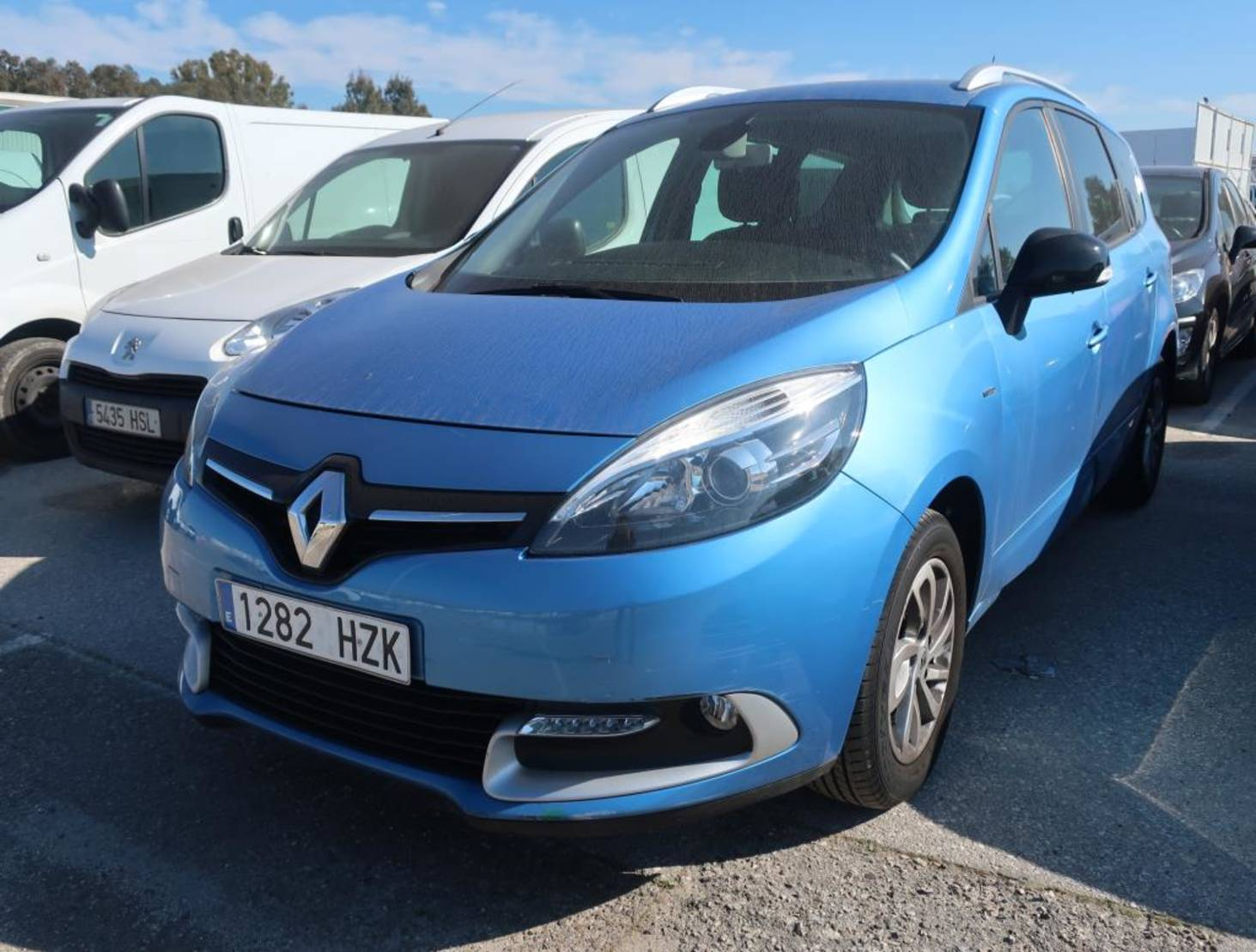 Renault Grand Scénic Limited Dci 110Edc 7p detail1