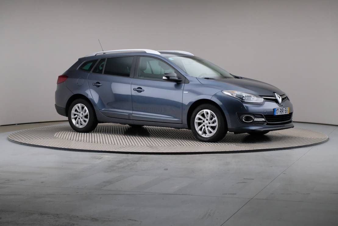Renault Mégane ST 1.5 dCi Limited, 360-image27