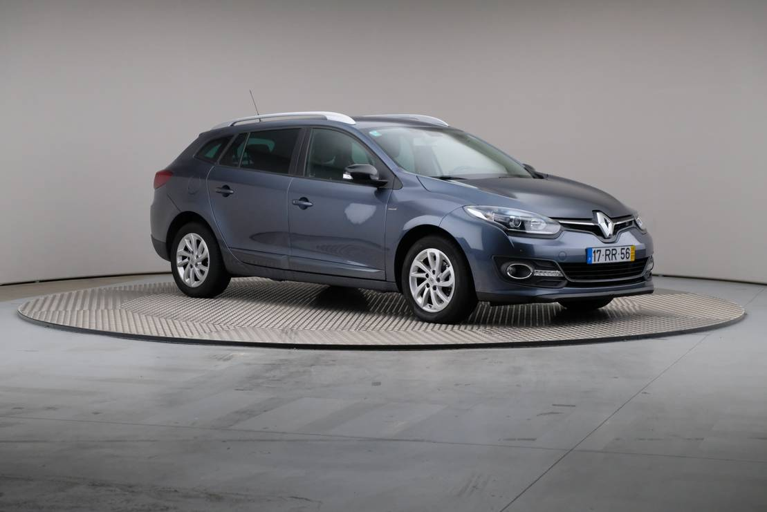 Renault Mégane ST 1.5 dCi Limited, 360-image28