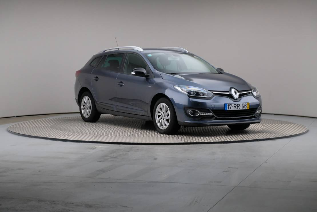 Renault Mégane ST 1.5 dCi Limited, 360-image29