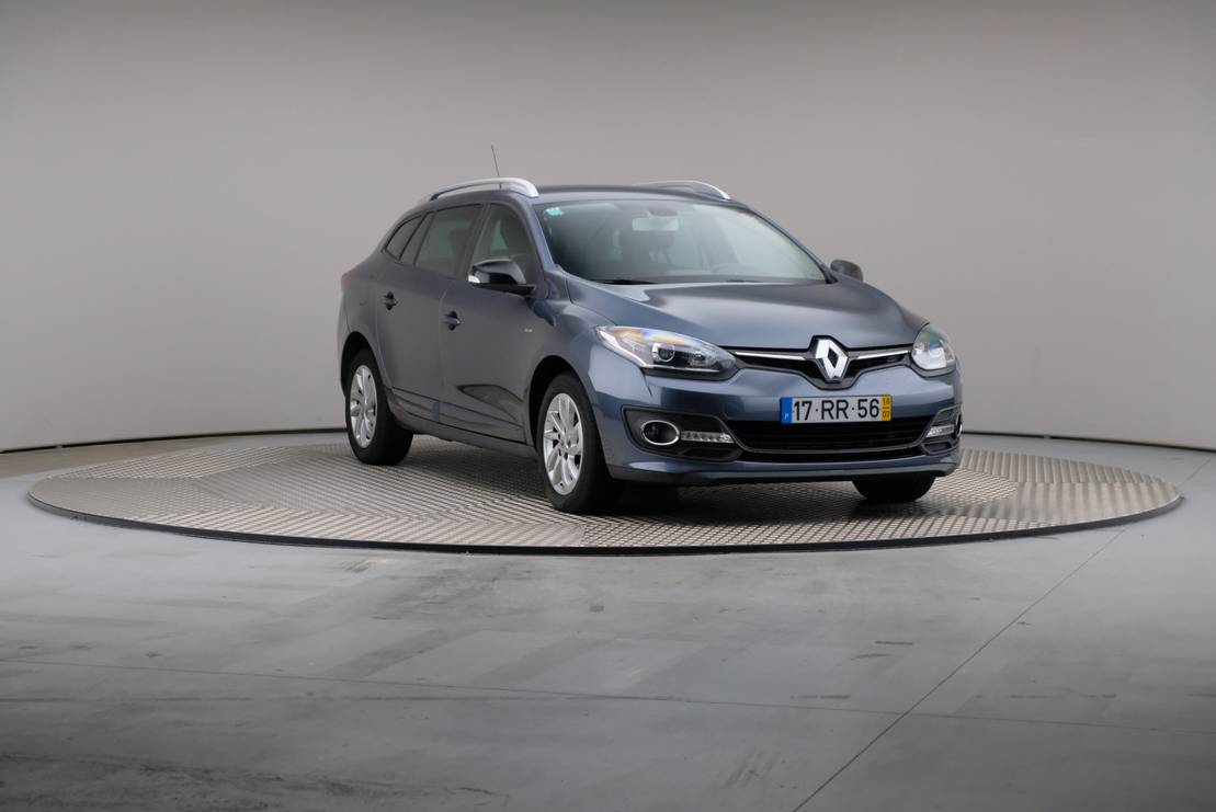 Renault Mégane ST 1.5 dCi Limited, 360-image30