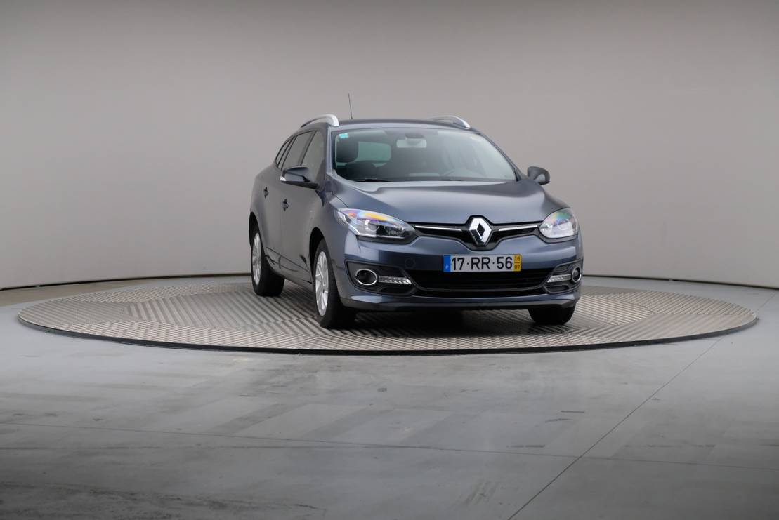 Renault Mégane ST 1.5 dCi Limited, 360-image31
