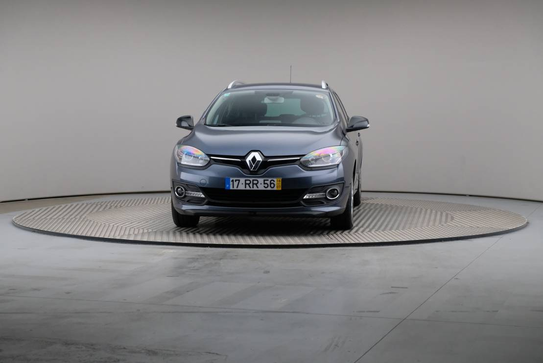 Renault Mégane ST 1.5 dCi Limited, 360-image33