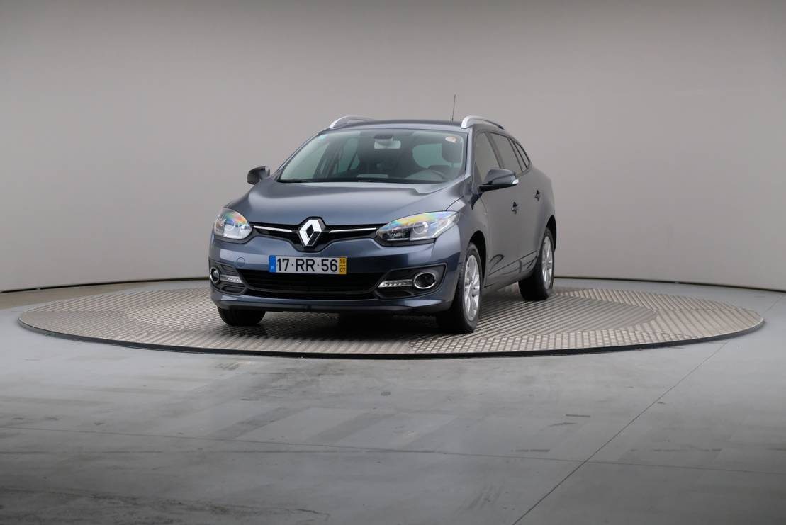 Renault Mégane ST 1.5 dCi Limited, 360-image34