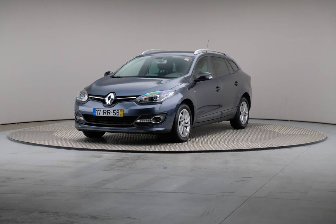 Renault Mégane ST 1.5 dCi Limited, 360-image35