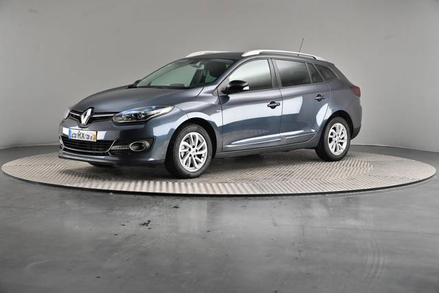Renault Mégane ST 1.5 dCi Limited SS-360 image-0
