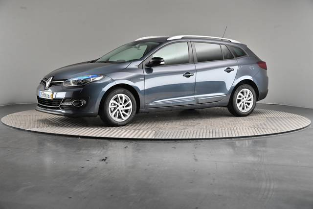 Renault Mégane ST 1.5 dCi Limited SS-360 image-1