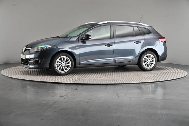 Renault Mégane ST 1.5 dCi Limited SS-360 image-2