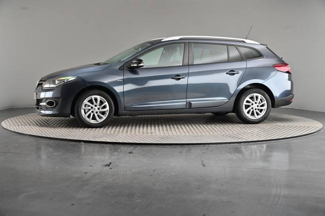 Renault Mégane ST 1.5 dCi Limited SS-360 image-3