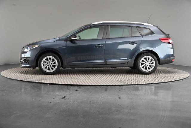 Renault Mégane ST 1.5 dCi Limited SS-360 image-4