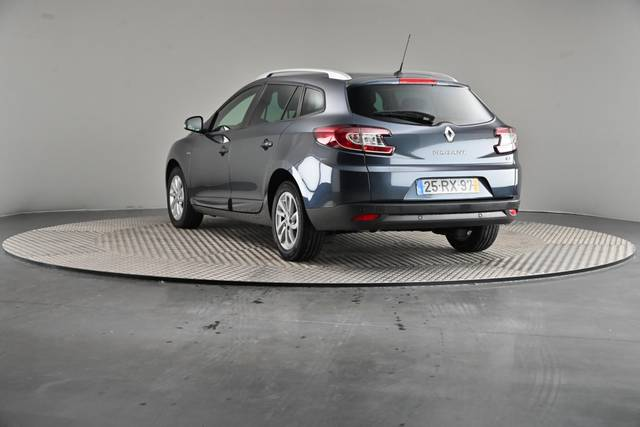 Renault Mégane ST 1.5 dCi Limited SS-360 image-11