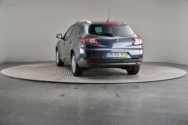 Renault Mégane ST 1.5 dCi Limited SS-360 image-12