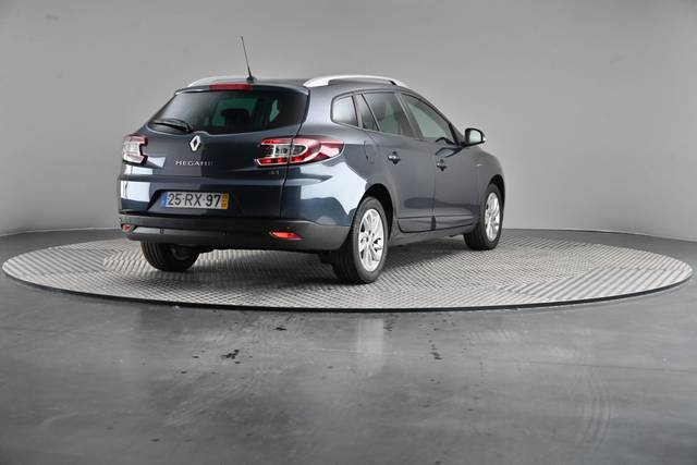 Renault Mégane ST 1.5 dCi Limited SS-360 image-16