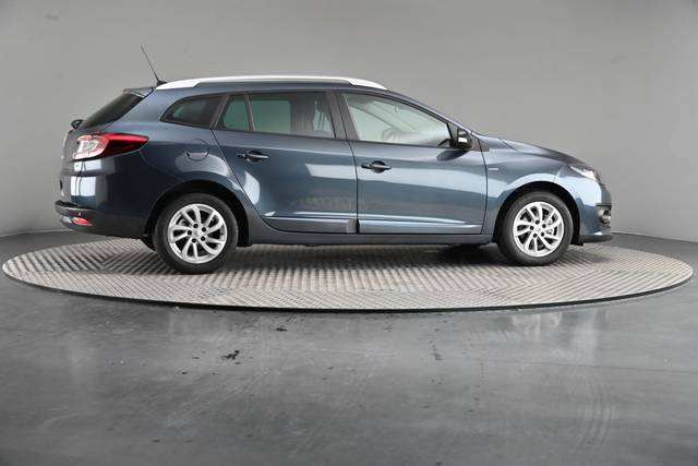 Renault Mégane ST 1.5 dCi Limited SS-360 image-21